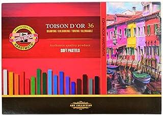 Koh-I-Noor TOISON D'OR 8585 - Tizas óleo pastel, multicolor