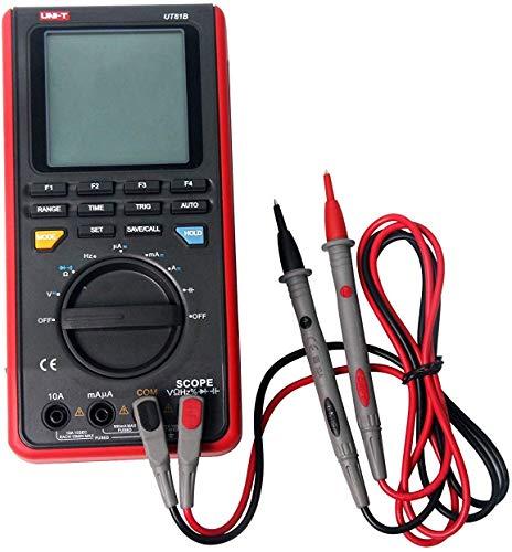 UNI-T UT81B LCD ScopeMeter Oscilloscope DMM Multimeter