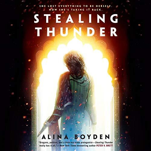 Stealing Thunder cover art