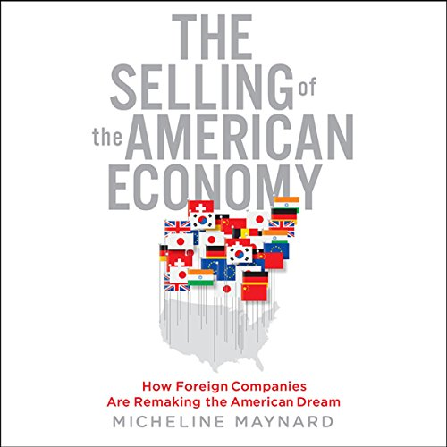 The Selling of the American Economy copertina