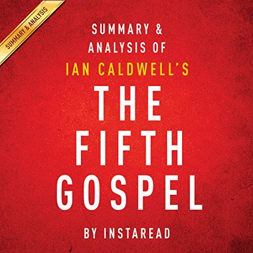 The Fifth Gospel: by Ian Caldwell: Summary & Analysis audiobook cover art