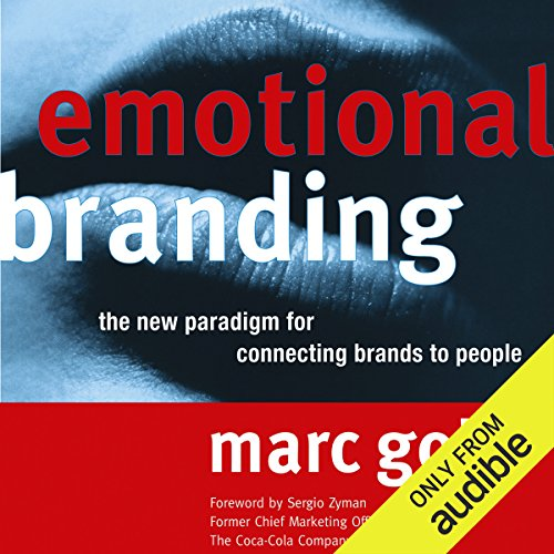 Emotional Branding audiobook cover art