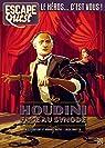 Escape Quest, tome 8 : Houdini face au synode par Rozoy
