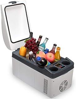 20L Portable Refrigerator, Freezer Compact Compressor Electric Cooler AC & DC Mini Fridge