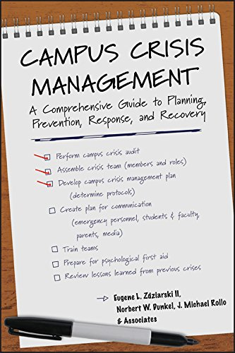 Campus Crisis Management: A Comprehensive Guide to...