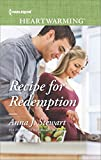 Recipe for Redemption: Now a Harlequin Movie, Christmas Recipe for Romance! (Butterfly Harbor Stories Book 2)