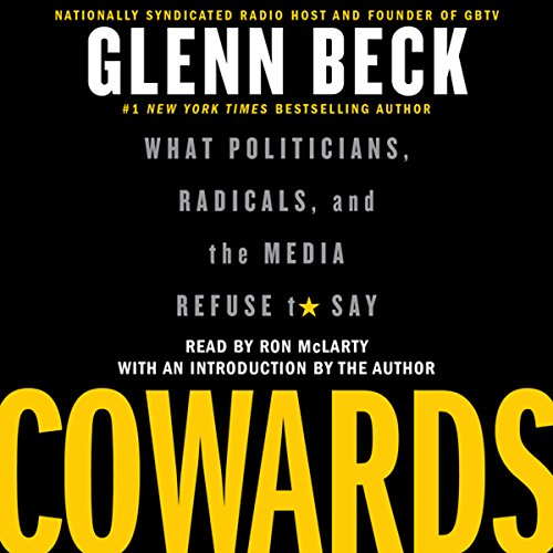 Cowards audiobook cover art