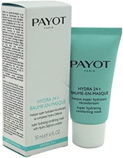 Payot Hydra 24+ Baume-En-Masque Super Hydrating Comforting Mask for Women, 1.6 oz, 48 milliliters