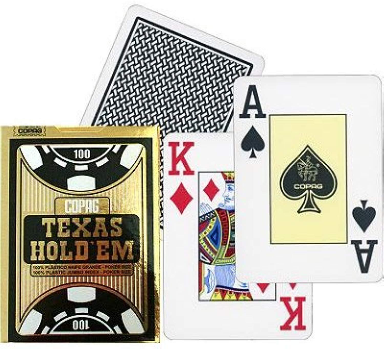 autote Copag oro Texas Hold em - 12 Mazzi