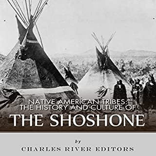 Native American Tribes audiobook cover art