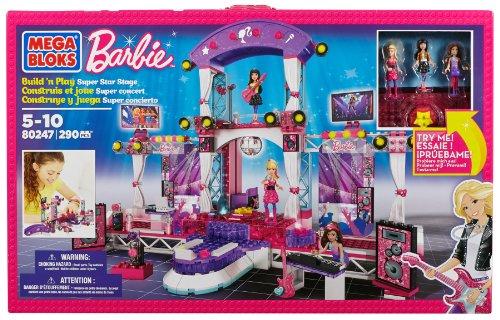 mega bloks barbie Mega Bloks 80247U - Barbie Super Concerto
