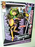 Monster High Power Ghouls Wonder Wolf - Clawdeen Wolf...