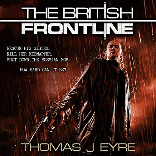 The British FrontLine audiobook cover art