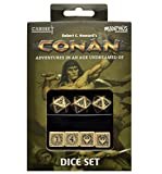 Robert E. Howard's Conan: Adventures in an Age Undreamed Of - Dice Set (7)