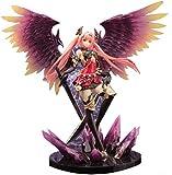 LJXGZY Gift Rage of Bahamut: Dark Angel - 11 41 Pulgadas Versión de Vestido Rojo Colección de Figuras de PVC Modelo de decoración Estatua de Regalo de cumpleaños