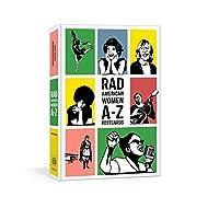 Rad American Women A-Z Postcards (Rad Women)