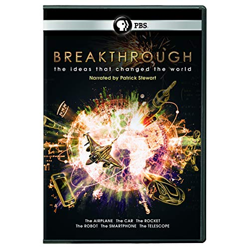 Breakthrough: The Ideas That Changed The World DVD