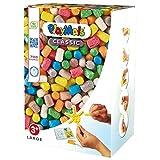 PlayMais - Caja de material para moldear en colores variados tamaño grande (aprox....
