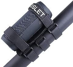 Xislet 2-Strap Style Portable UTV Speaker Mount Compatible with Polaris RZR Ranger Can Am Maverick X3 Kawasaki Mule Attaches 1.5-2.0