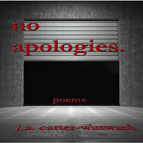 No Apologies audiobook cover art