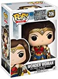 Figura Funko Pop Vinilo DC Justice League Wonder Woman 13708-Estándar...