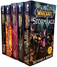 Warcraft - World Of Warcraft - 5 Book Collection Set (The Shattering, Thrall Twilight of the Aspects, Arthas Rise of the L...