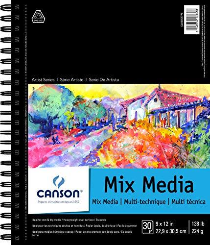Canson Artist Series Mix Media Pad