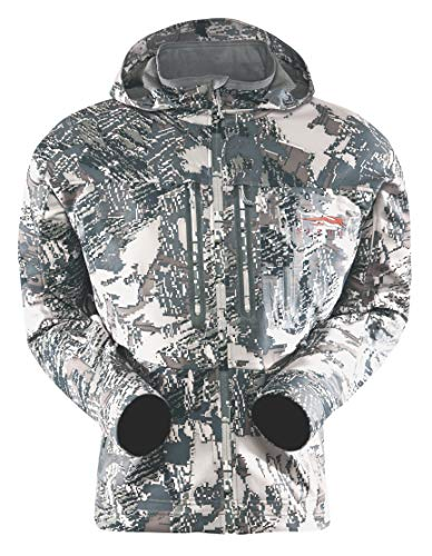 Check Out This SITKA Gear Men's Jetstream Windstopper Water Repellent Hunting Jacket, Optifade Open ...