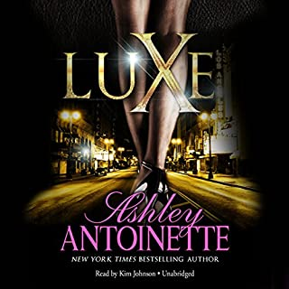 Luxe audiobook cover art