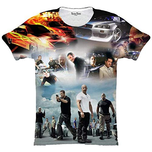 VENI VICI T-Shirt Fast and Furious - Bunt - L