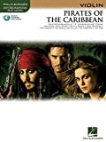 Klaus Badelt Pirates Of The Caribbean (Violin) (Hal Leonard Instrumental Play-Along)
