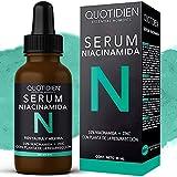 Serum Niacinamida 10% + Zinc + Planta de la Resurrección- Disminuye Poros e Imperfecciones, Mejora la Textura, Controla Producción Grasa, Unifica el Tono de la Piel, Calma y Reduce Irritaciones, Hidratación Profunda, Antiarrugas- Ideal Para Todo Tipo de Piel- 88% Ingredientes Naturales-30ml