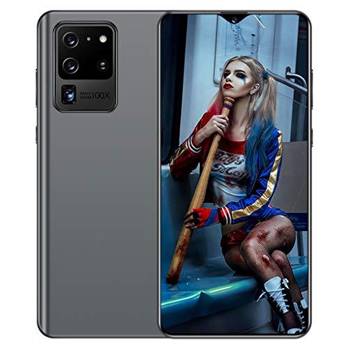 スマートフォン本体 新品 6.6インチHD スマートフォン 本体8.0MPカメラ 5000mAh 4GB RAM + 64GB ROM 顔認証 Android8.0スマホ 本体