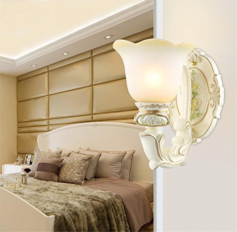 StiefelU LED Wandleuchte nach oben und unten Wandleuchten Wandleuchte wand Wohnzimmer Restaurant gang Treppen Licht retro Schlafzimmer Bett Wandleuchten, einem Kopf