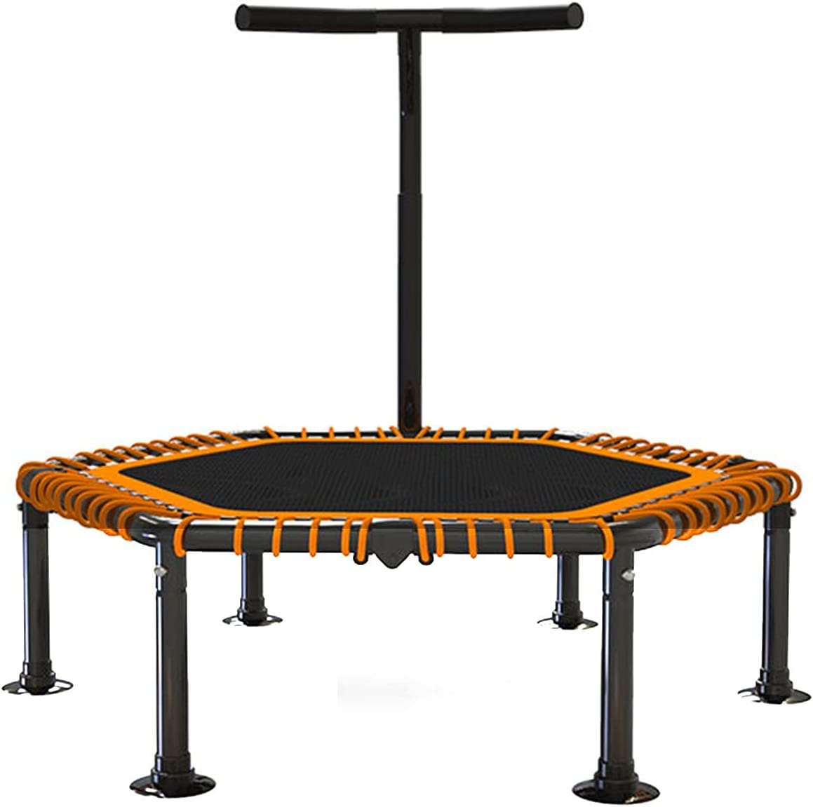 Trampoline 2021new shipping free Dallas Mall Mini Folding with Armrests Adjustable Sil
