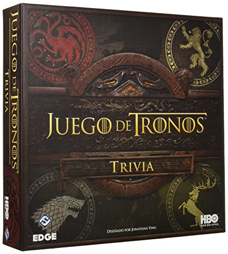 Fantasy Flight Games Juego de Tronos Trivia (FFHBO10)