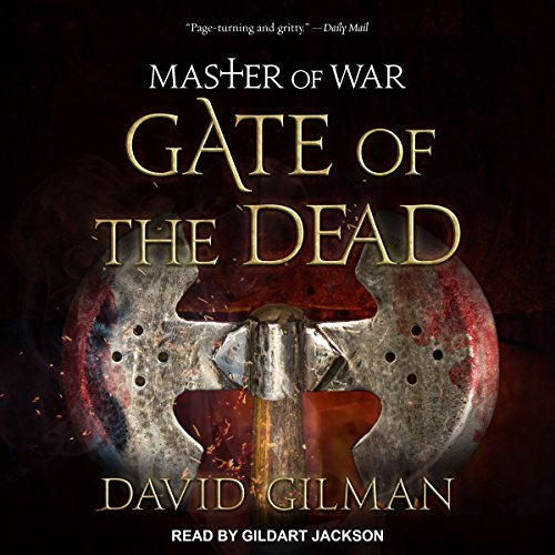 Gate of the Dead audiobook cover art