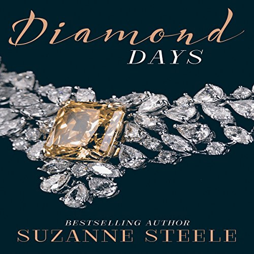 Diamond Days audiobook cover art