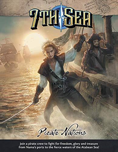 7th Sea Pirate Nations