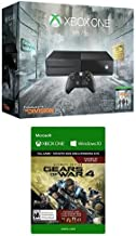 Xbox One 1TB Console - Tom Clancy's The Division Bundle and Gears of War 4 Ultimate Edition Digital