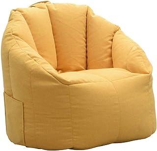 FTFTO Daily Equipment Sofa Chair Fauteuil Poire de Luxe pour Enfants Meubles géants remplis de Mousse Adolescents et Adult...