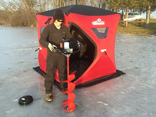 THUNDERBAY B52 Ice Auger Powerhead with 10 Inch Auger