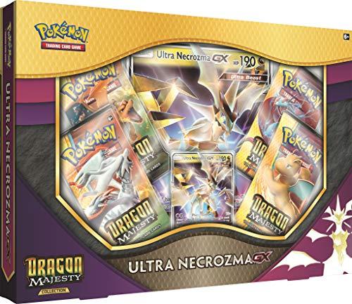 Pokémon POK80416 TCG: Dragon Majesty Collection-Ultra Necrozma-GX