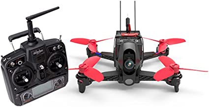 Walkera Rodeo 110 110mm RC Racing Drone Quadcopter with 600TVL Camera Battery Charger RTF with DEVO 7 Remote Controller(Basic Version)