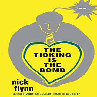 The Ticking Is the Bomb audiobook cover art