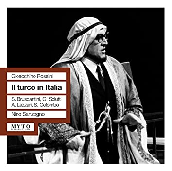 Rossini: Il turco in Italia (The Turk in Italy) [Recorded 1958]
