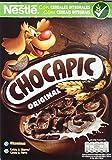Cereales Nestlé Chocapic - Cereales de trigo y maíz tostados con chocolate - 14 paquetes x 375g
