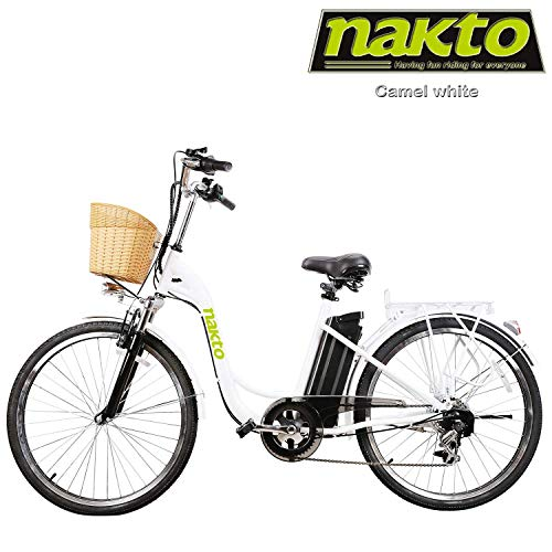 NAKTO Adult Electric Bike