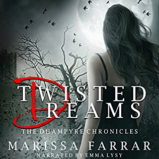 Twisted Dreams cover art
