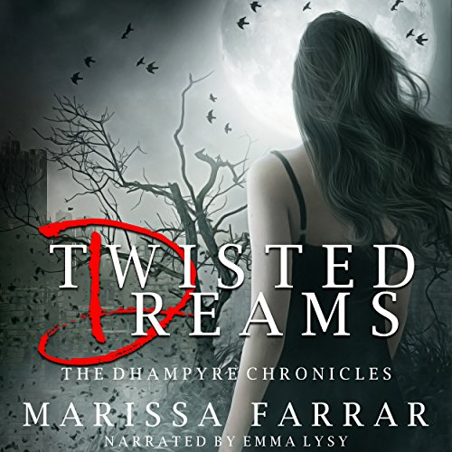 Twisted Dreams audiobook cover art
